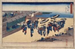 風流の都、天下の台所-描かれた京阪の名所-