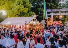 日枝神社春季例大祭