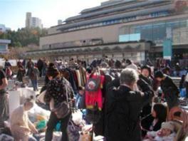 グリナード永山フリーマーケット(5月)