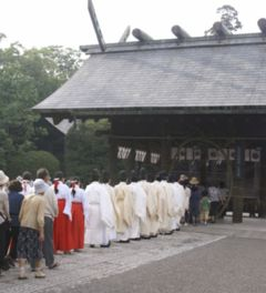 宮崎神宮「夏越の大祓」