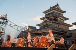 第30回国宝松本城太鼓まつり
