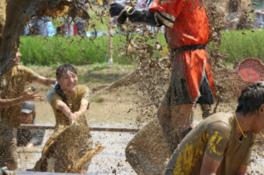 第5回 高取泥んこ祭