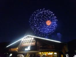 第8回 ばんけいの森 花火大会