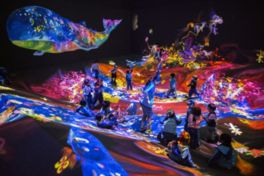 Learn&Play! teamLab Future Park-チームラボ 学ぶ!未来の遊園地-