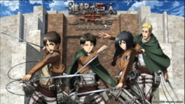 進撃の巨人 attack on titan in JOYPOLIS- Season 2 -