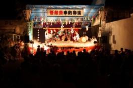 吉田の管絃祭2017