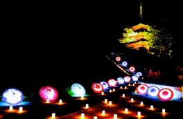 飛鳥光の回廊・彼岸花祭り 2017