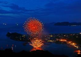 第5回 いとしま海の祭典 ―芥屋の大門納涼花火大会―