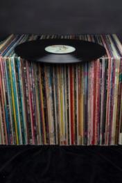 世界を変えたレコード展 レコードコレクションからたどるポピュラーミュージックの歴史