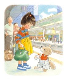 絵本のひきだし 林明子原画展~はじめてのおつかい、こんとあき、そしてひよこさんまで~