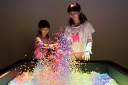 魔法の美術館 光と遊ぶ超体感型ミュージアム