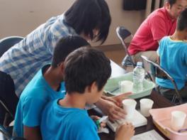 山口県立山口博物館「理科自由研究の進め方教室」