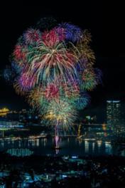 第27回Fukuoka東区花火大会