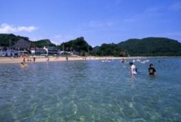 【海水浴】須美江海水浴場