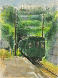 熊本の日常を描いた「熊本日々」シリーズの作品展