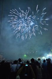 第70回み霊祭り納涼盆踊り花火大会