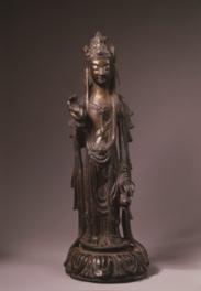 国宝《観音菩薩立像(千手観音菩薩立像納入品)》奈良時代8世紀 興福寺蔵
