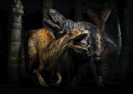 見て・触れて・学べる体験型ショー 恐竜どうぶつ園~ティラノサウルスがやってくる!~ 東京昭島市公演