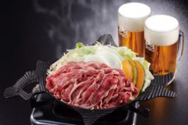 鮮度抜群のラム肉はビールとも好相性