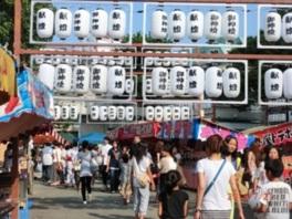 海神社 夏祭り