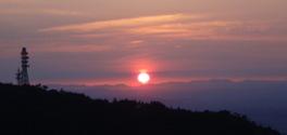 「六甲山からご来光を見よう」手ぶらでキャンプ