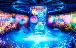 音、光、映像等を駆使した幻想空間が楽しめる