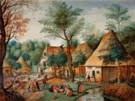 バロック絵画の巨匠達の作品が集う