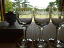 中国政府認定茶芸師リカコ先生の夏の中国冷茶cafe