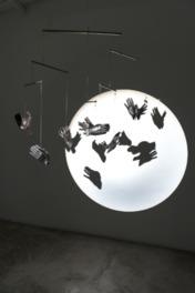 アルバーノ・アフォンソ「浮遊する影と光」