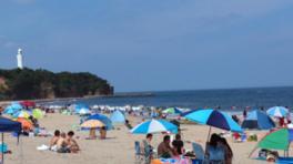 【海水浴】久慈浜海水浴場