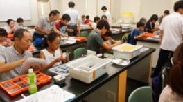 玉川大学・玉川学園 夏休み小学生理科教室