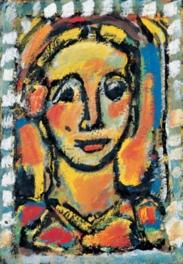 サーカス、キリスト、聖なる風景など、ルオーが生涯まなざしを向け続けた主題を軸に、彼の表現への情熱に迫る