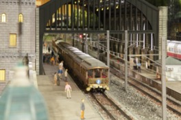 鉄道旅行の歴史なども紹介する