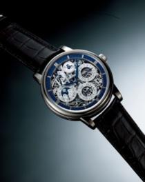 ジャガー・ルクルトの腕時計など、人気ブランドの話題の新作が一堂に会する