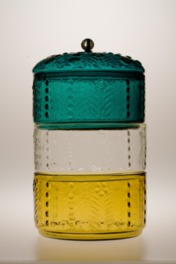 江戸の数寄者たちを魅了した、粋で可憐な和ガラスのcoolな美しさを存分に楽しめる