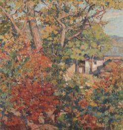 児島虎次郎は欧州留学を経て色彩画家として開花、日本に印象派の画風をもたらした