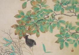秋から初冬にかけての情景を描いた作品