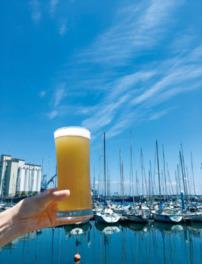 全国の地ビールを思う存分楽しめる