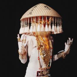 チェン・ティエンジュオによるライブパフォーマンス「忉利天(とうりてん)」メインビジュアル