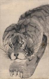 芦雪の代表作とされる無量寺の「虎図襖」などが展示される