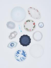 九州在住若手陶磁器作家6人による「jikijiki」の展示会