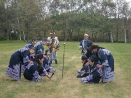 会場ではアイヌ古式舞踊が披露される(写真は他イベントでの様子)