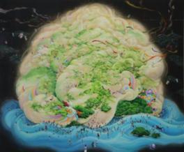 大三島の魅力の再発見となる展覧会だ