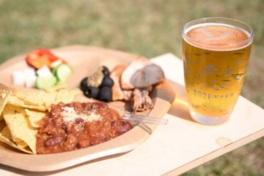 クラフトビールとビールに合う料理が堪能できる