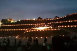 キャンドルイベント「光の宴」
