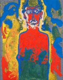 没後40年が経っても独特な色彩と画風で人々を魅了する中村正義の作品を紹介