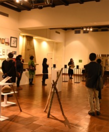 金沢市と近郊に点在するアートスペースをつなぐコンテンツも実施