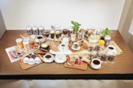 飲み方、淹れ方はさまざま、バラエティに富んだ30種類のコーヒーメニュー