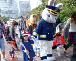10月31日(火)までポイントラリーや仮装パレードなどのハロウィンイベントが満載