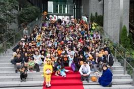 仮装パレードなどハロウィン気分が味わえる多彩なイベントを開催